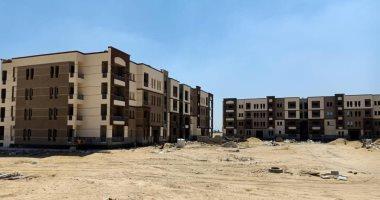 وزير الإسكان: 60% نسبة تنفيذ مشروع الإسكان المتميز بمدينة الفشن الجديدة