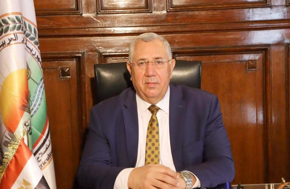 """وزير الزراعة: مشروع """"الدلتا الجديدة"""" يهدف إلى تحقيق الأمن الغذائي لمواجهة الزيادة السكانية"""