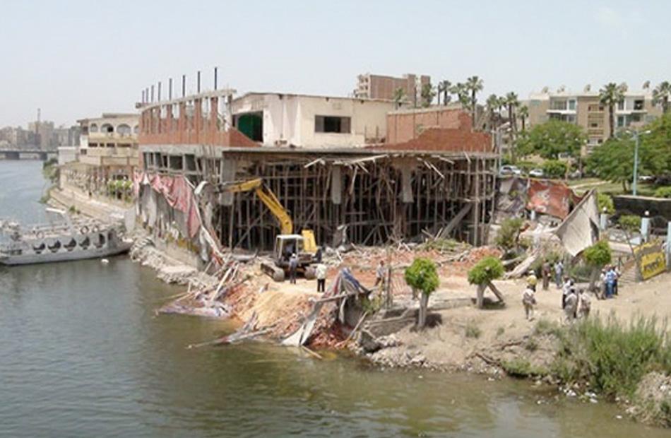 """""""الري"""": إزالة 18 تعديًا على نهر النيل في 5 محافظات"""