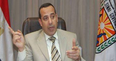 تفاصيل مراحل تنفيذ أحدث محور على ساحل شمال سيناء