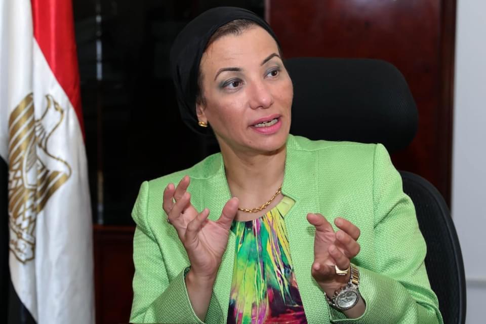 وزيرة البيئة عن التغيرات المناخية: الدول المتقدمة عليها الالتزام بتعهداتها