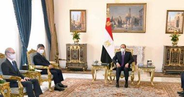 الرئيس السيسي يؤكد اهتمام مصر بجذب المزيد من الاستثمارات اليابانية