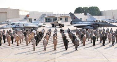 ختام فعاليات التدريب المشترك الجوى المصرى الإماراتى (زايد-3) بدولة الإمارات