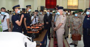 ختام المؤتمر الدولى الخامس لبحوث وابتكارات الطلبة بالفنية العسكرية