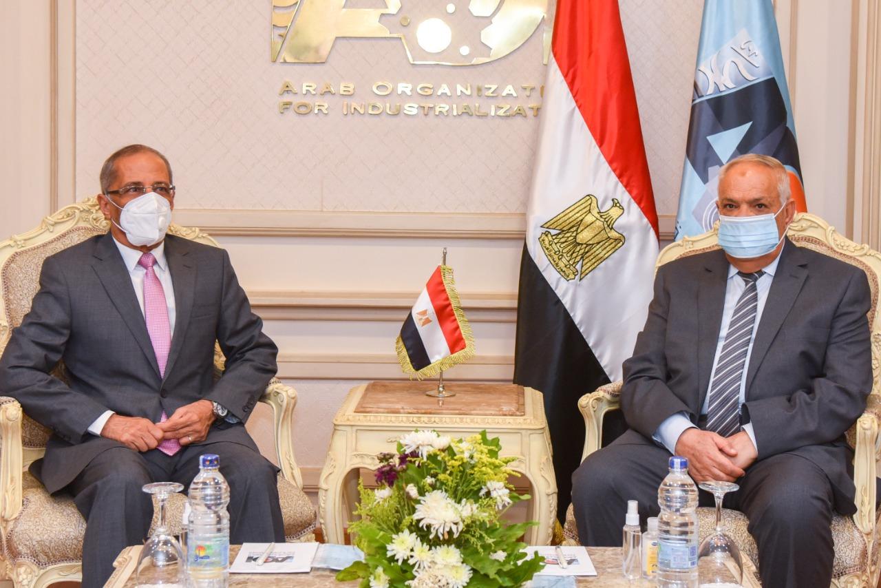 تعاون بين العربية للتصنيع ووكالة الفضاء المصرية