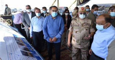 رئيس الوزراء يتفقد عددا من المشروعات بمحافظة الإسكندرية