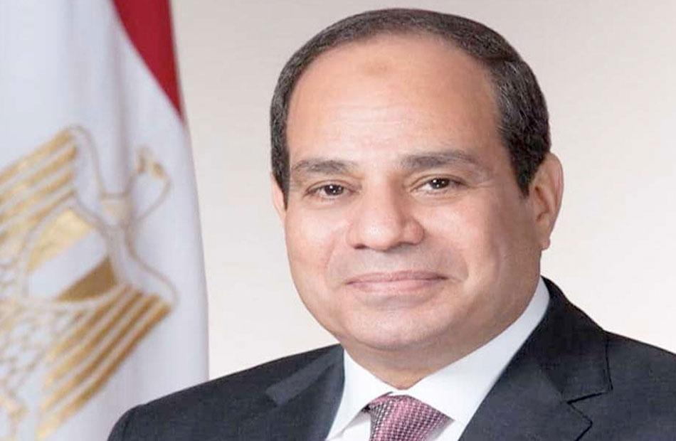 الرئيس السيسي يطلع على استعدادات منتدى مصر للتعاون الدولي والإنمائي 2021
