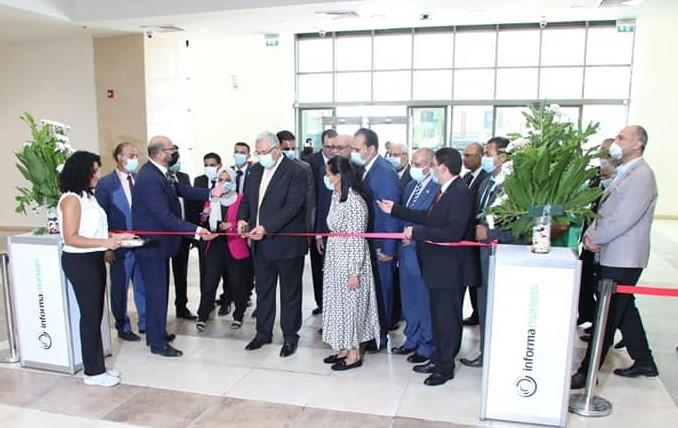 """افتتاح المعرض الزراعي الدولي """"صحاري"""" بمشاركة 250 شركة"""