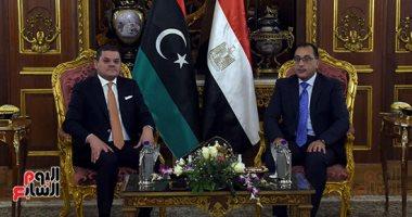 رئيسا وزراء مصر وليبيا يشهدان بعد قليل توقيع عدد من وثائق التعاون