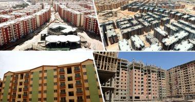 صندوق التنمية الحضرية: صرف 40 مليار جنيه لتطوير العشوائيات حتى نهاية العام