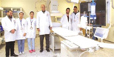 نمتلك مستشفيات مجهزة على أعلى مستوى لعلاج أمراض القلب