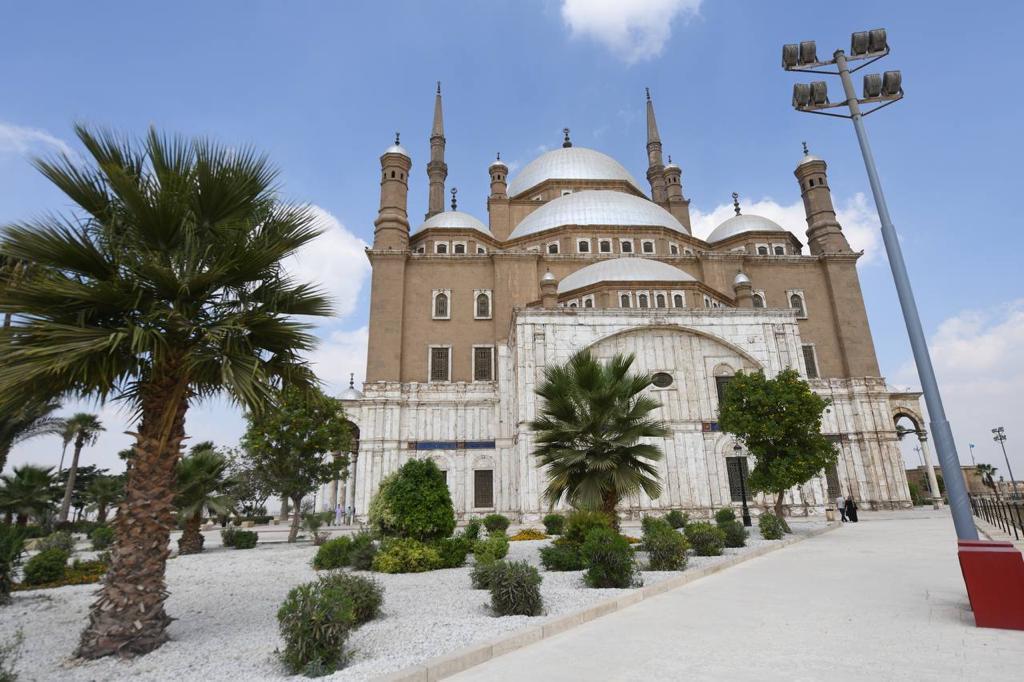 رئيس قطاع الآثار: أعمال ترميم جامع محمد علي تهدف لإعادته إلى بريقه الأصلي