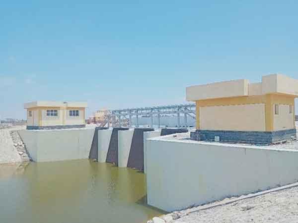 «الري» تكشف عن عدد من مشروعات التحديث والتطوير لقطاع القناطر الكبرى
