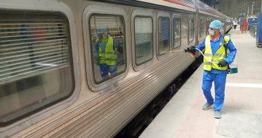 السكة الحديد تستقبل دفعة جديدة من العربات الروسية الجديدة الشهر الجارى