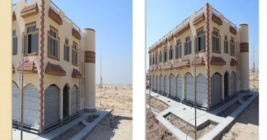رئيس جهاز مدينة طيبة : 6912 وحدة سكنية إسكان اجتماعى بمساحة 90 مترا