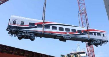 السكة الحديد تستقبل دفعة عربات روسية جديدة عبر ميناء الإسكندرية خلال أيام