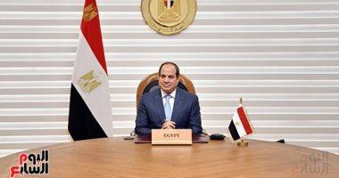 الرئيس السيسي: 50 مليار دولار التكلفة التقديرية لخطة مصر الاستراتيجية للمياه