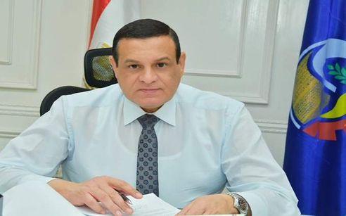 اللواء هشام عبد الغنى أمنة