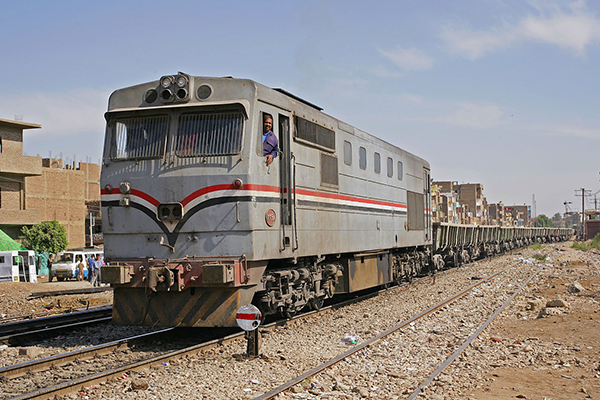 المشروع القومي لإعادة هيكلة سكك حديد مصر