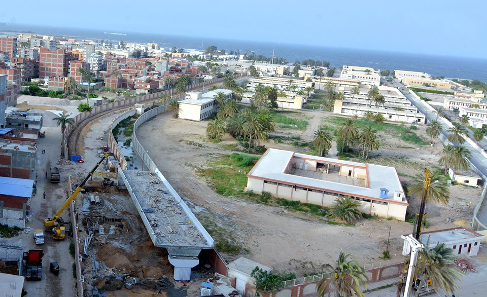 محور ميناء ابوقير