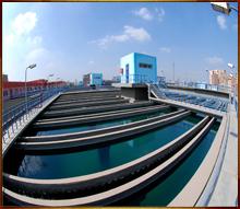 توسعات محطة مياه الشرب بشبرا الخيمة