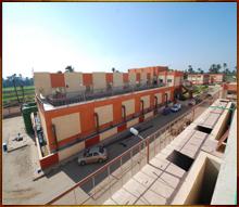 محطة المياه والشبكات لمدينة طما