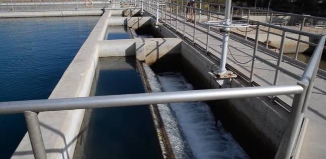 توسعات محطة مياه ميت فارس