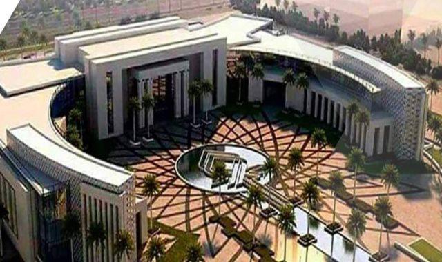 مقر رئاسة مجلس الوزراء بالعاصمة الادارية الجديدة