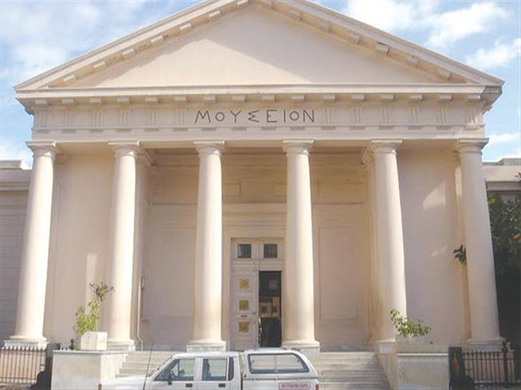 تطوير المتحف الرومانى اليونانى
