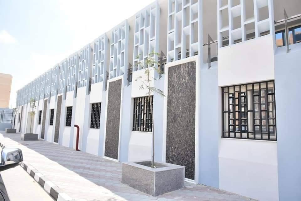 وحدة صحية جديدة بالحي الإماراتي ببورسعيد