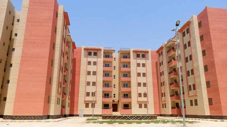 الإسكان الاجتماعي بمدينة أخميم الجديدة