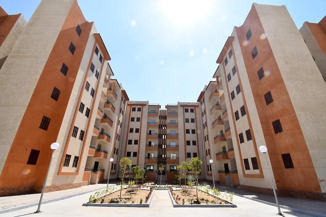الإسكان الاجتماعى بمدينة الفيوم الجديدة