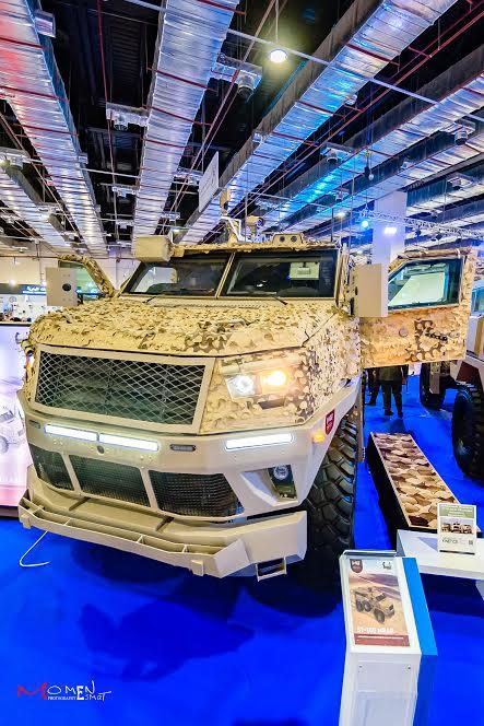 المدرعة ST-100 المصرية