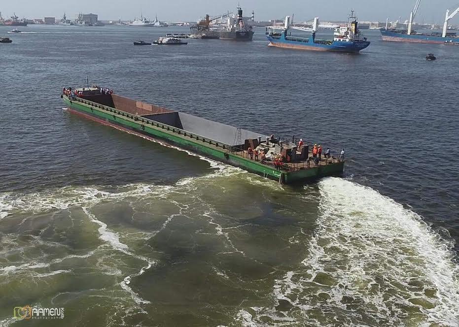 البارج النيل 9
