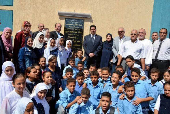 مدارس قرى شبين القناطر