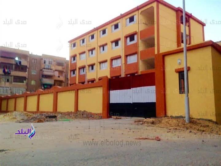 مدرسة الشيماء الابتدائية ببور سعيد