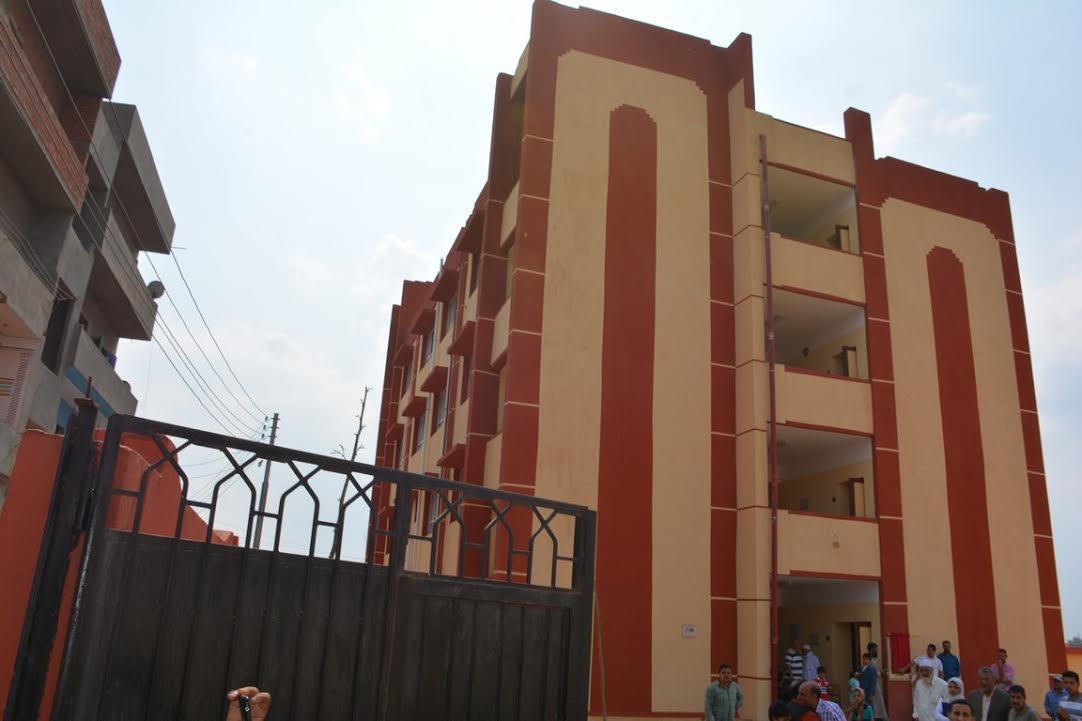 مدرسة عزبة مليكة للتعليم الأساسي