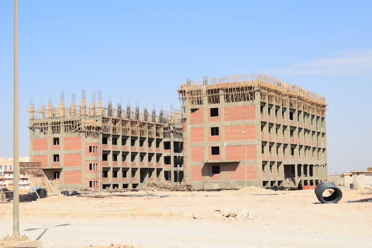 جامعة سوهاج الجديدة
