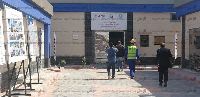 محطة مياة أبو الجلود