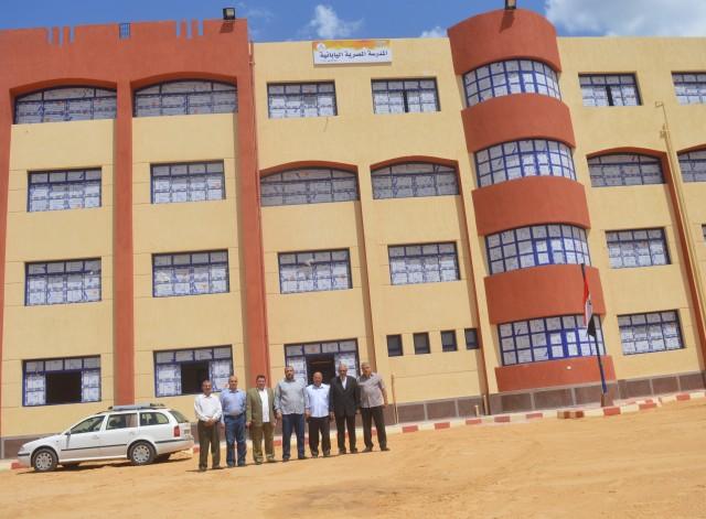 المدرسة المصرية اليابانية بسمنود