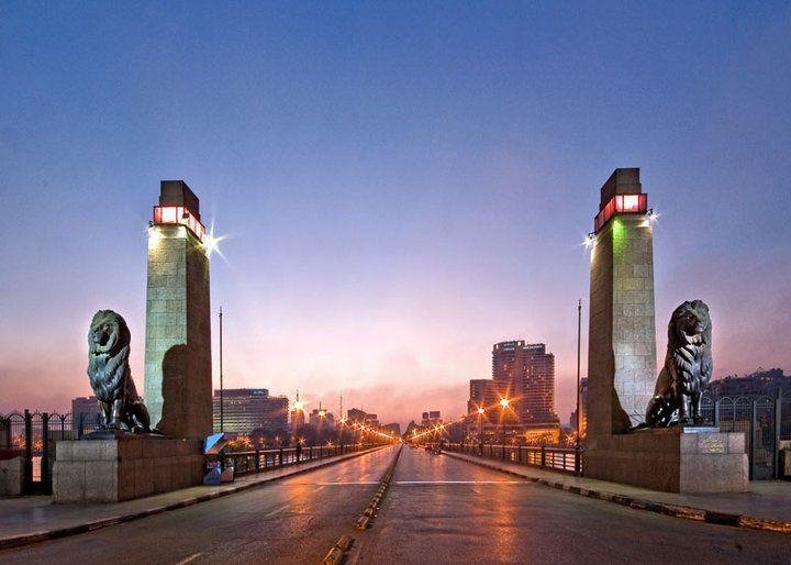 تطوير كوبرى قصر النيل