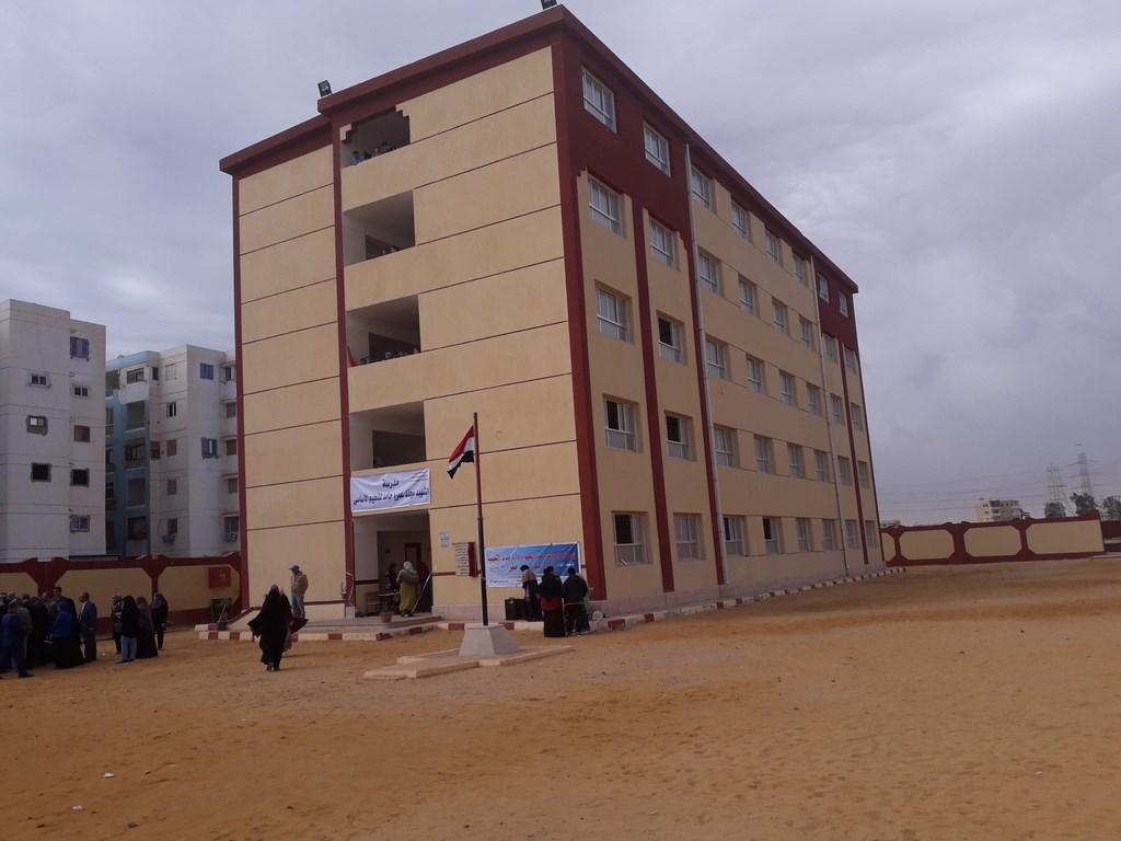 مدرسة الشهيد مجند عمرو حامد