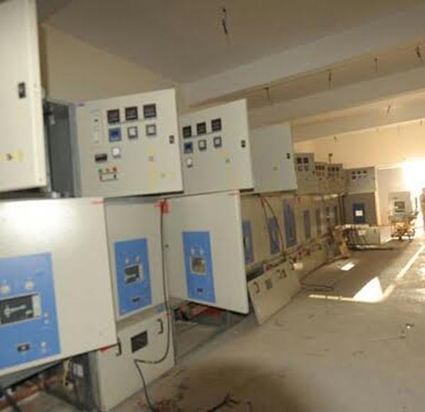 محطة كهرباء الشيخ أحود