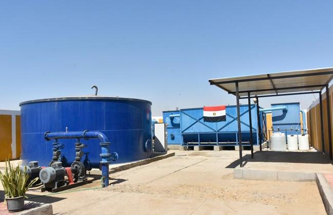 محطة مياه قرية الطويسة