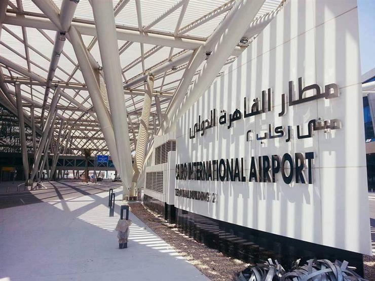 محطة نقل الكهرباء بمطار القاهرة