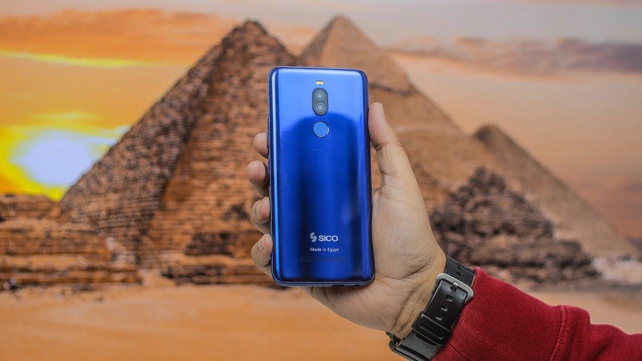 """أول هاتف محمول صنع في مصر""""سيكو"""""""