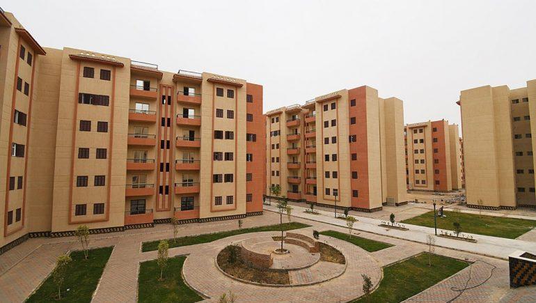 الإسكان الاجتماعي بمحافظة أسوان