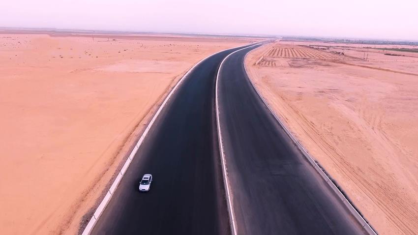 تطوير وازدواج طريق وادي الملاك