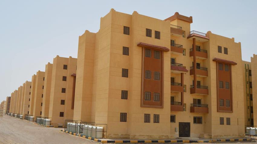 الإسكان الإجتماعي بمدينة سفاجا