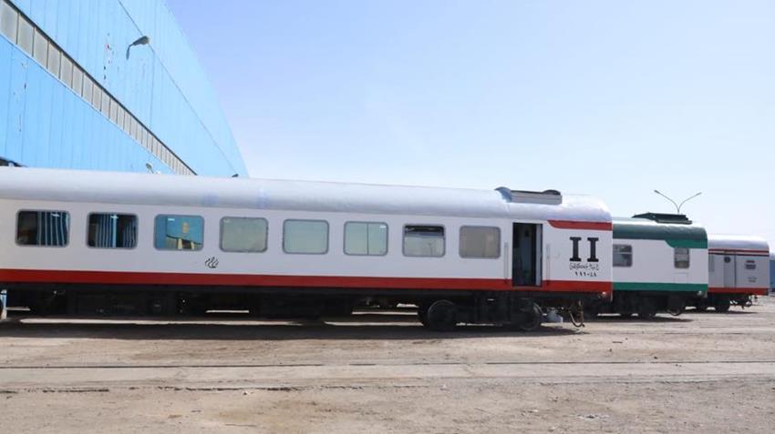 تطوير وتأهيل ٩٠ عربة قطار أسباني